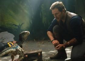 Novo 'Jurassic World' é o destaque entre as estreias