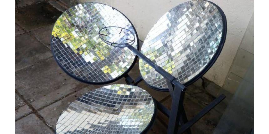 Pesquisadores brasileiros fabricam fogão solar para substituir botijão de gás
