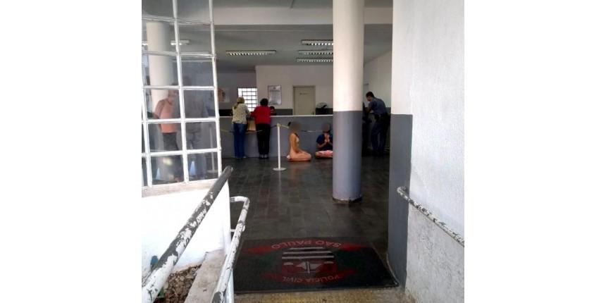 Após uso de chá do Santo Daime, trio é detido nu, medita em DP