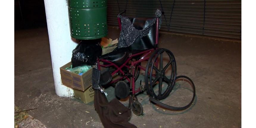 Cadeirante morre atropelada na Zona Norte de SP; motorista foi preso