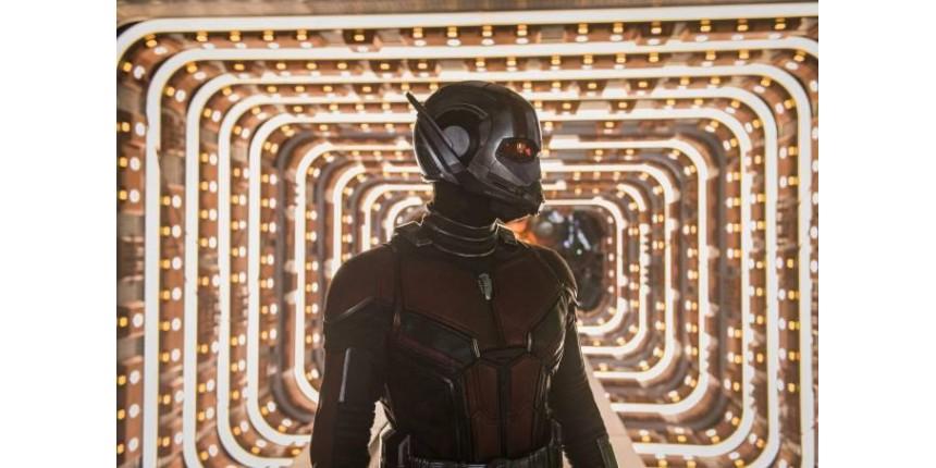 Mais um filme da Marvel, 'Homem-Formiga e a Vespa' é a maior estreia