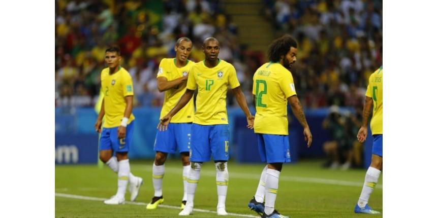 Neymar vai mal, Fernandinho é o pior. Vejas as notas na eliminação brasileira