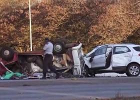 Casal morre em acidente causado por preso durante saída do Dia dos...