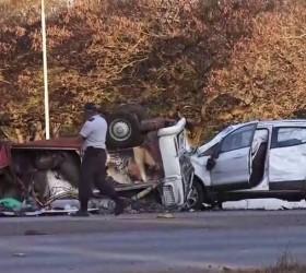 Casal morre em acidente causado por preso durante saída do...