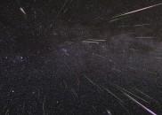 Chuva de meteoros chegará ao ápice no domingo: saiba como...