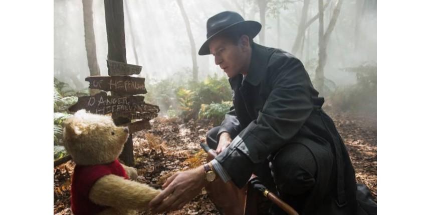 Estreias: 'Christopher Robin' e mais dois filmes americanos dispensáveis