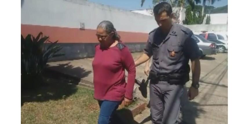 Golpista é presa tentando sacar R$ 20 mil do INSS