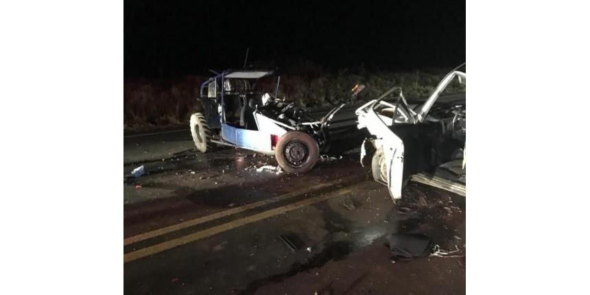 Justiça solta motorista bêbado que causou morte de pai e filho em acidente com carro 'gaiola'