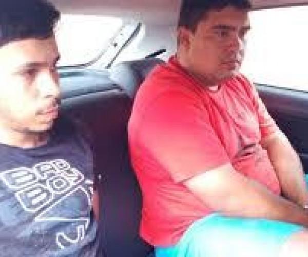 Suspeitos de matar Patrícia são presos pela polícia