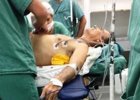 Após facada, Bolsonaro passa por cirurgia em Juiz de Fora