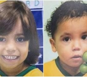 Após sequestrar filhos, pai e crianças são encontrados mortos em...