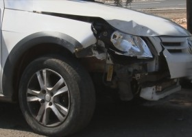 Comerciante atropela criminosos durante tentativa de assalto em Marília