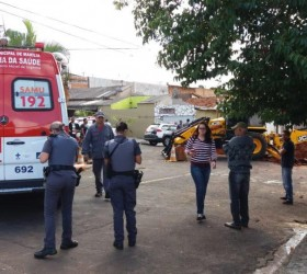 Funcionário do Daem morre após acidente de trabalho na zona...