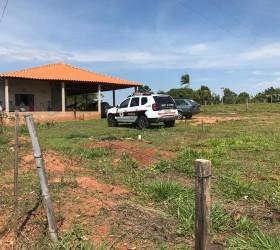 Homem e mulher são encontrados mortos na zona rural de...