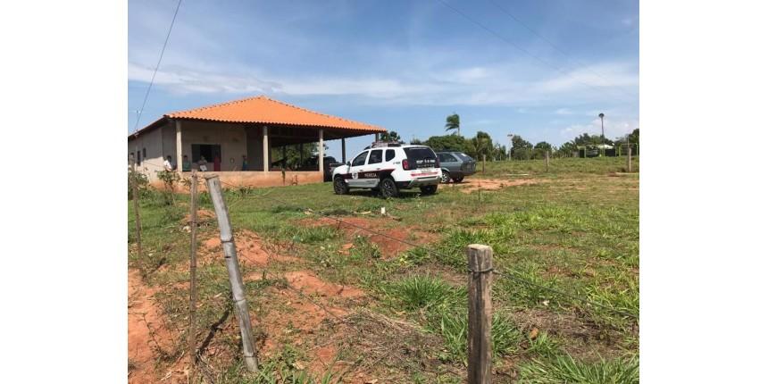 Homem e mulher são encontrados mortos na zona rural de Paraguaçu Paulista