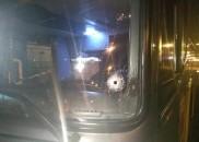Motorista é baleado durante tentativa de assalto a ônibus