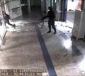 MPF denuncia dois envolvidos em ataque a agências bancárias