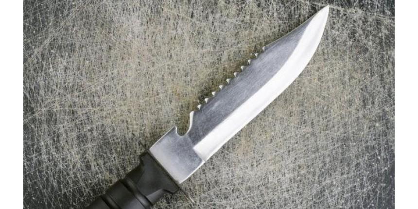 Subestimados, ferimentos a faca podem ser letais mesmo sem sangue aparente