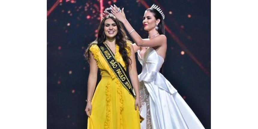 Estudante de direito de 21 anos de Jaú é eleita Miss São Paulo; veja todas candidatas