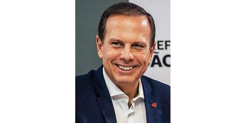 Geraldo Alckmin liga para cumprimentar João Doria após eleições