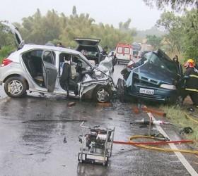Grupo que morreu em acidente que matou 7 pessoas tinha...
