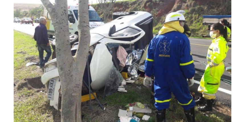 Homem morre em acidente na rodovia em Marília