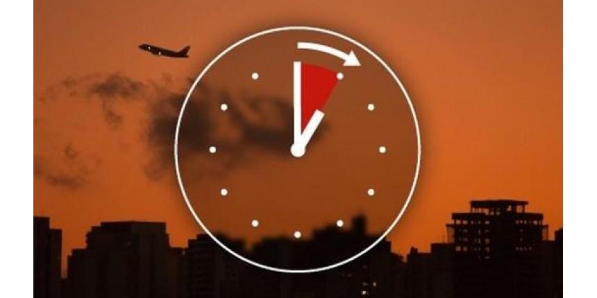 Horário de verão começa no domingo; moradores de 10 estados e DF devem adiantar relógio em 1 hora