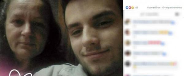 Universitário diz à polícia que matou mãe a facadas para...