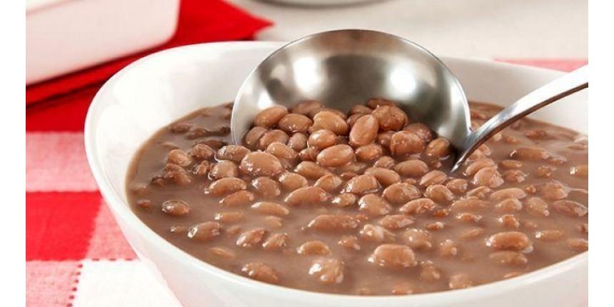 Arroz com feijão não supre dose diária de fibras indicada pela OMS