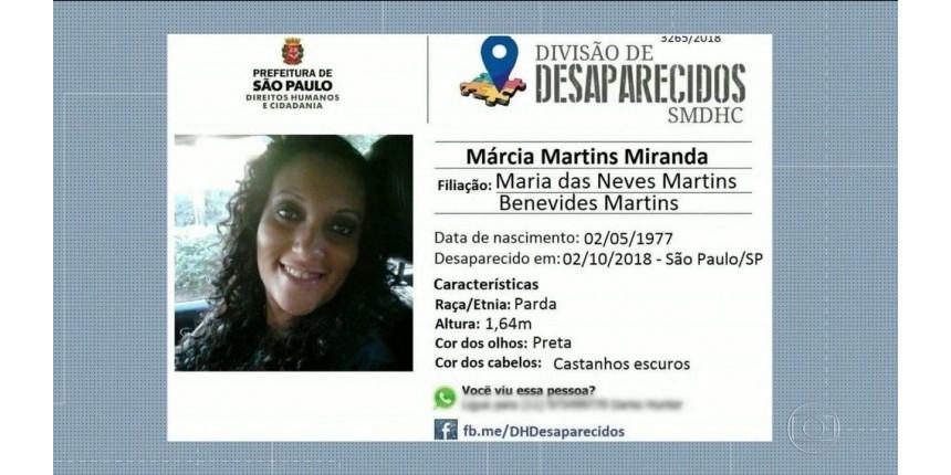 Assistente Social desaparecida foi morta e enterrada viva pelos sogros, diz a Polícia