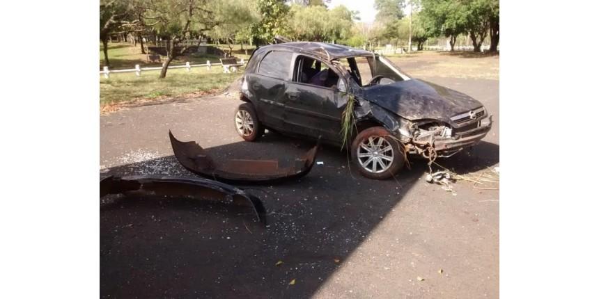 Bebê morre em acidente causado por motorista bêbado em rodovia