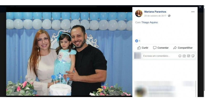 Empresário mata esposa e filha a facadas e tira a própria vida