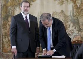 Jungmann e Toffoli anunciam sistema para unificar processos de...