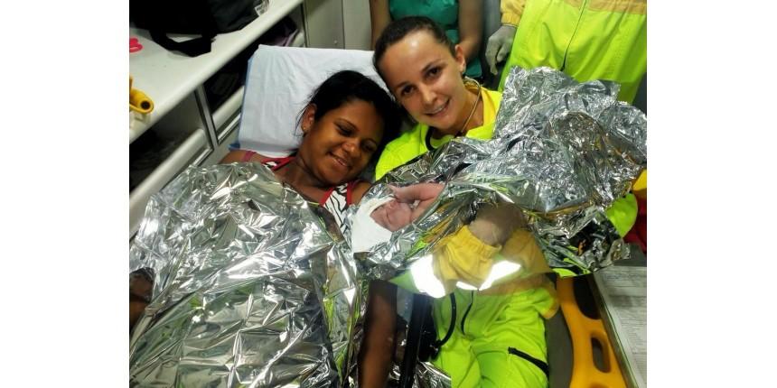 Médicos de concessionária realizam parto de mulher em rodovia da região de Marília
