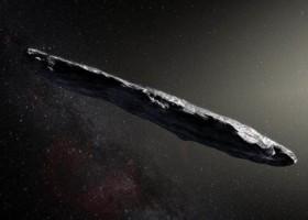Objeto interestelar pode ter sido enviado à Terra por alienígenas, dizem pesquisadores...