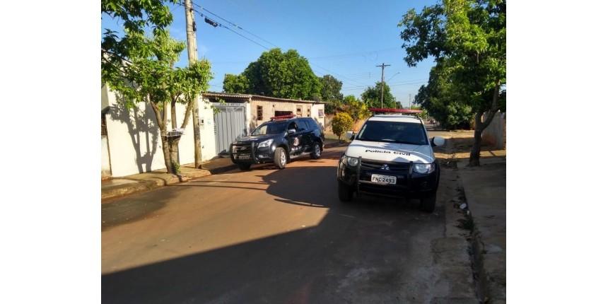 Polícia faz operação de combate ao tráfico de drogas em área de escolas no Centro-Oeste Paulista