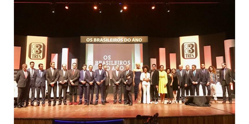 BRASILEIROS DO ANO 2018