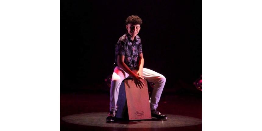 Dançarino mariliense ganha bolsa para estudar em escola nos Estados Unidos