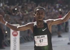 Etíope Bezabh e queniana Tuei vencem a São Silvestre 2018