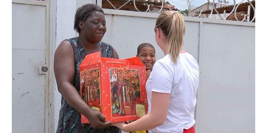 Mãe de sete filhos recebe doações após devolver carteira com R$ 500 às vésperas do Natal
