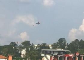 Paraquedista morre durante salto em Boituva; acidente fatal é o segundo em...