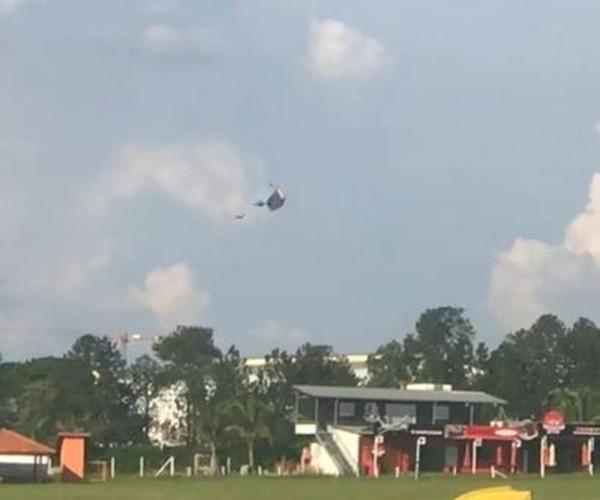 Paraquedista morre durante salto em Boituva; acidente fatal é o...