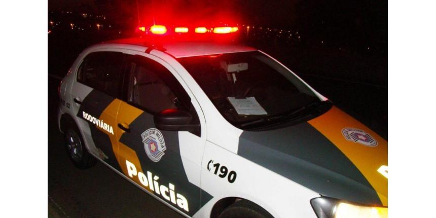 Sete pessoas ficam feridas em acidente na SP-333