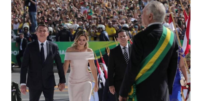 Bolsonaro fala em 'libertar' Brasil do 'socialismo'