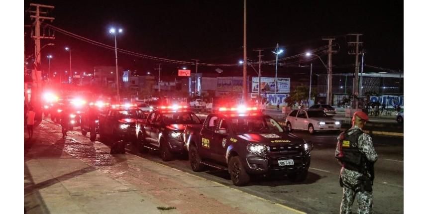 Ceará tem 4ª noite de ataques com menos ocorrências e Força Nacional nas ruas