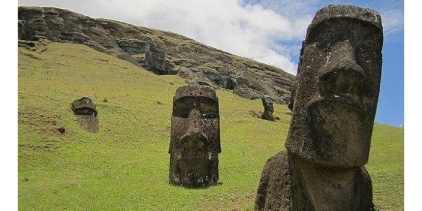 Cientistas podem ter desvendado o maior mistério da Ilha de Páscoa