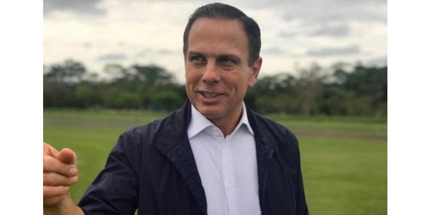 João Doria toma posse em SP nesta terça-feira
