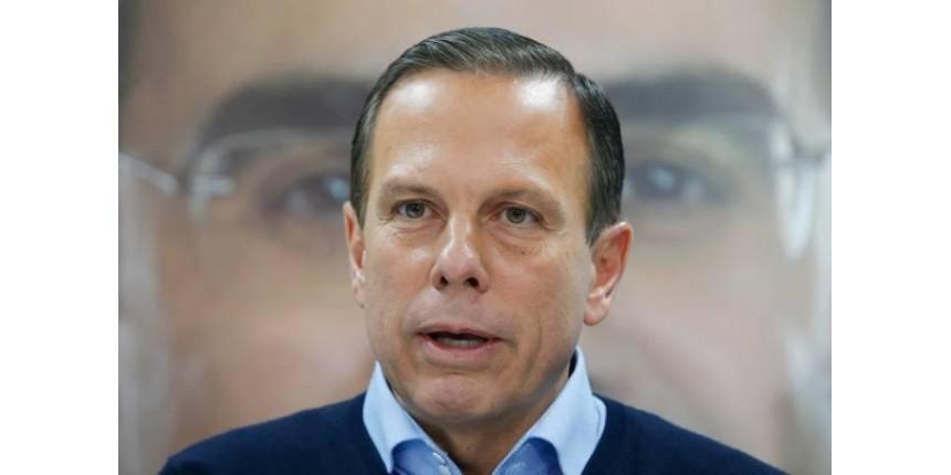 Doria autoriza PM a usar espingardas calibre 12 durante o dia