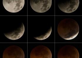 Eclipse com 'superlua' será visível em todo o Brasil; próximo no país...