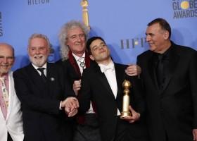 Globo de Ouro 2019: 'Green Book: O guia' e 'Bohemian Rhapsody' são...